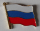 Russia Country Flag Enamel Pin Badge